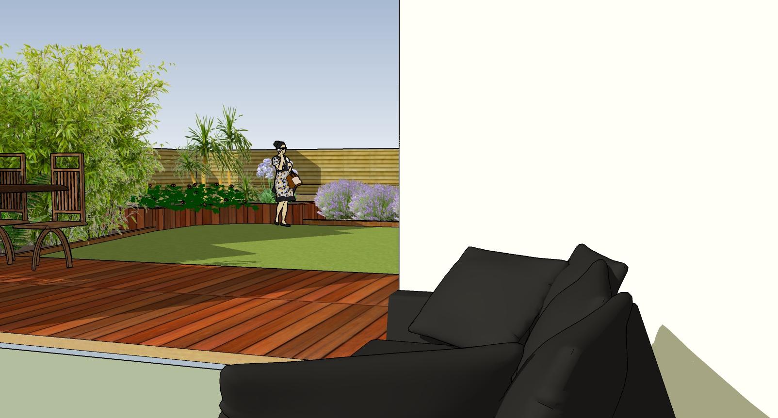 Nouveau back yard3 plan jardin 3d for Jardin 3d en ligne