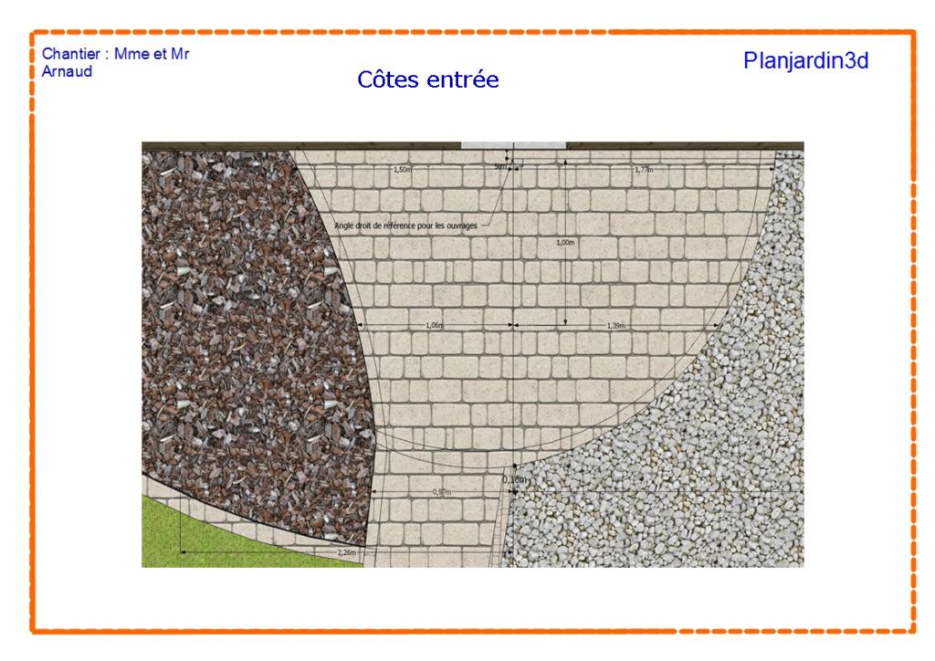 R alisation de jardin en 3 et 2d plan jardin 3d for Jardin 3d en ligne