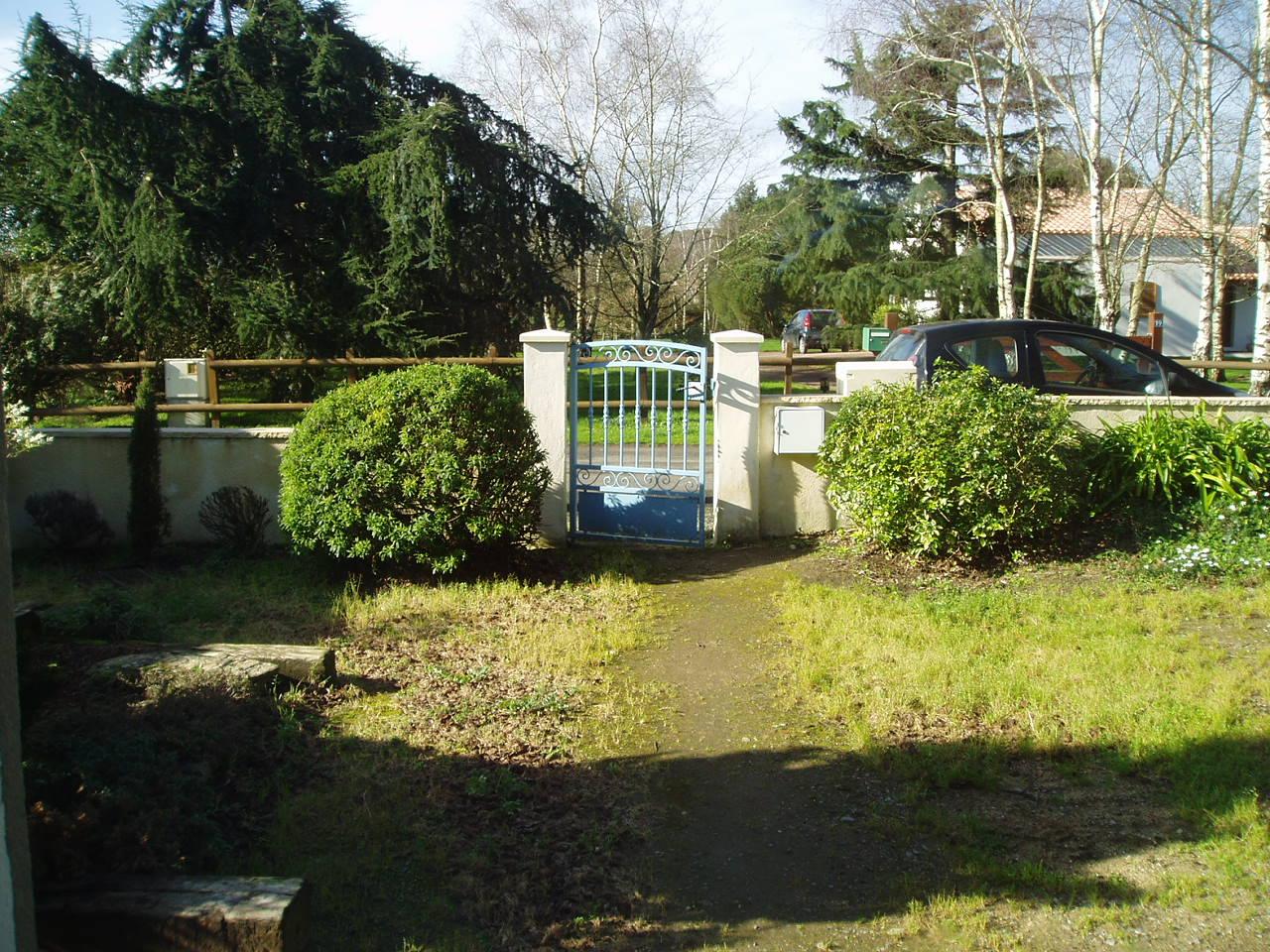 Vue de la maison plan jardin 3d for Jardin 3d en ligne