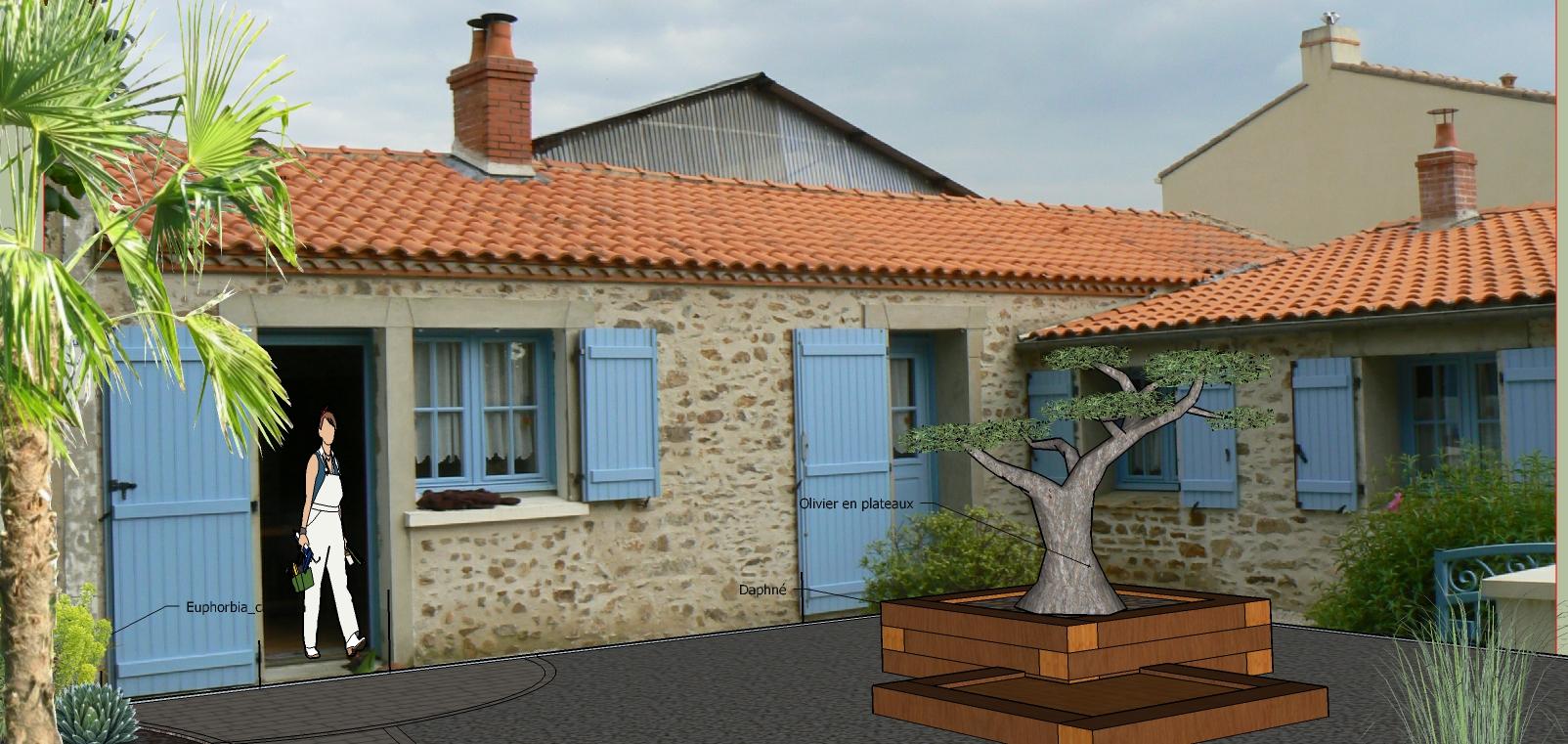 Projet jardin perraud olivier plan jardin 3d for Jardin 3d en ligne